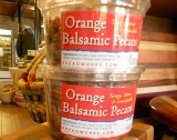Orange Balsamic Pecans