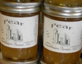Semelbauer Farms Bosc Pear Preserves