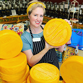 The Muskegon Cheese Lady Story