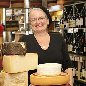 The The Cheese Lady Sisterhood Cheese Lady Story