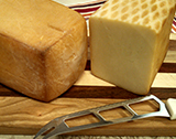 Nordic Smoked Goat Cheddar